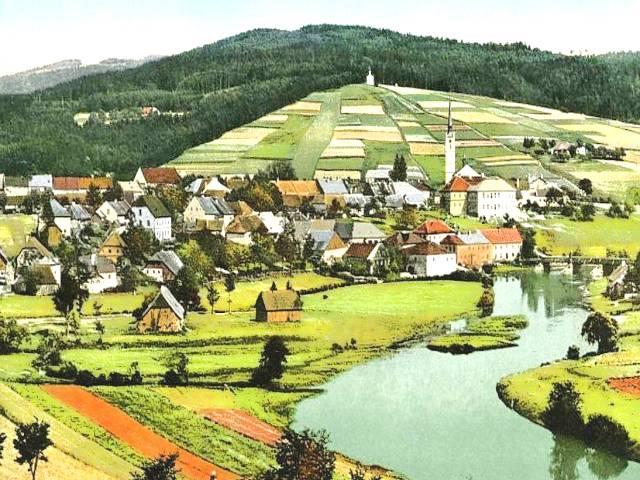 Verschwundene Orte Sudetenland